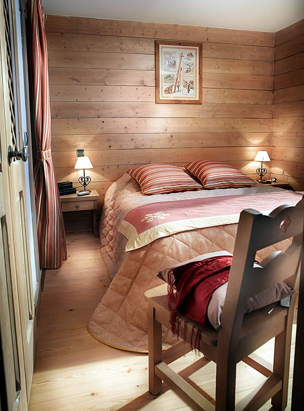 La Chapelle (Bedroom) - Sainte Foy