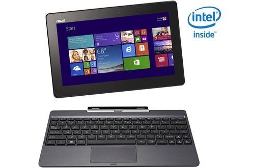 Tablette tactile Asus Transformer Book T100TA-DK005H, promo tablette tactile pas che prix promo Tablette Darty 399.00 € TTC