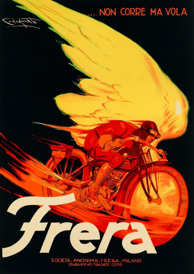 #grafica #illustrazione #storia #poster #moto