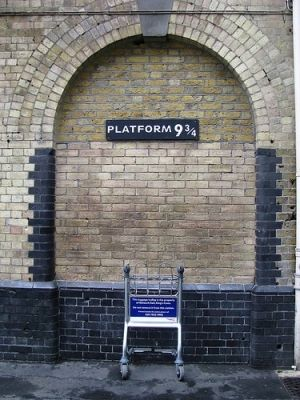 England - Harry Potter style