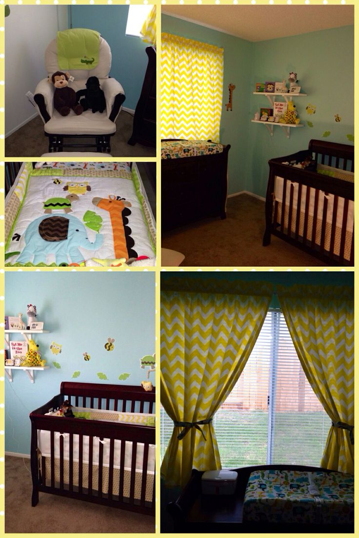 17 best images about baby nursery on pinterest ikea for Safari fabric for nursery