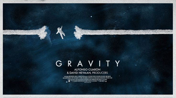 Best Picture Nominee Gravity
