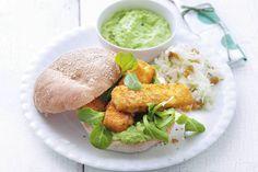 13 december - Vissticks + olijfolie en feta in de bonus = Een heerlijk en snel gemaakt broodje! - Recept - Allerhande