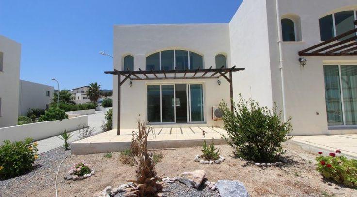 Bahceli Beachfront Mini Villa 2 Bed