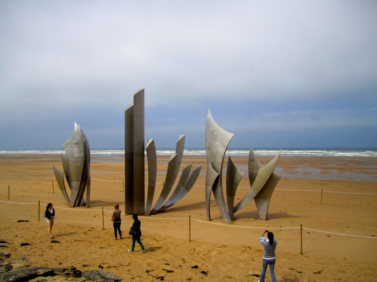 memorial day omaha beach