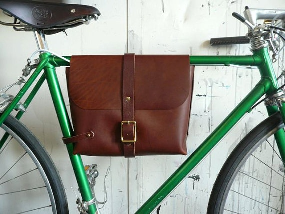 bicycle frame messenger bag things that carry pinterest bags brown and messenger bags