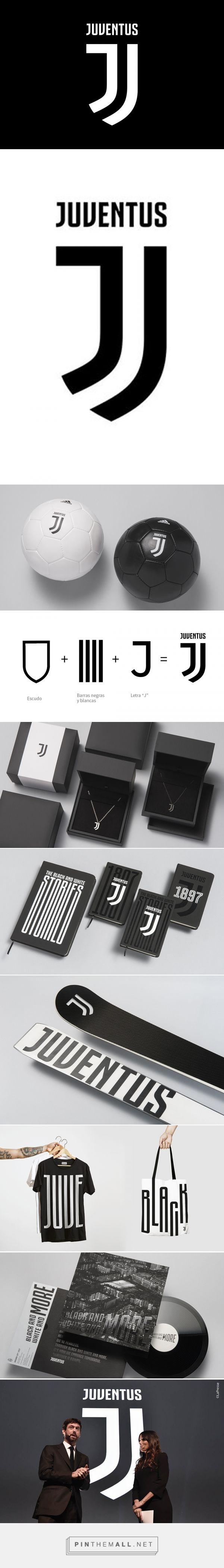 La Juventus lo ha clavado con su nuevo logo, y éstas son las razones | Brandemia_... - a grouped images picture - Pin Them All