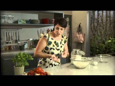 Pizza Dough - How to make Pizza Dough - a Food in a Minute Video - YouTube