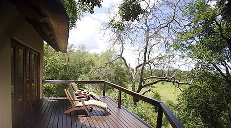 Deck at Elephant Plains Game Reserve.  http://www.pridelodges.com/index.php/game-lodges/classic/elephant-plains/