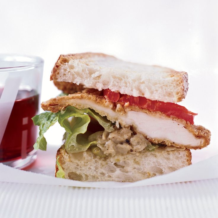 Although nearly all of the ingredients used at LuLu Petite come from California, executive chef John Hennigan says the idea for this chicken sandwich ...