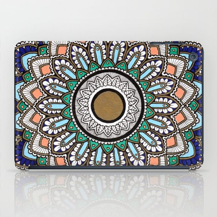 Follow Your Heart iPad Case by Cosmic Revelations | Society6