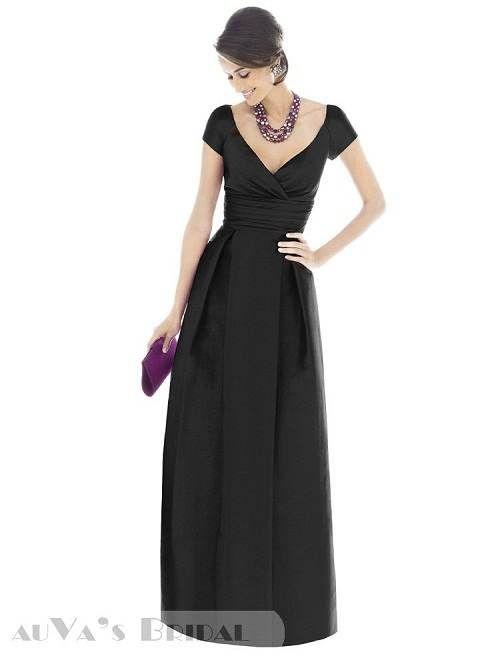 vestidos negros de fiesta - Buscar con Google