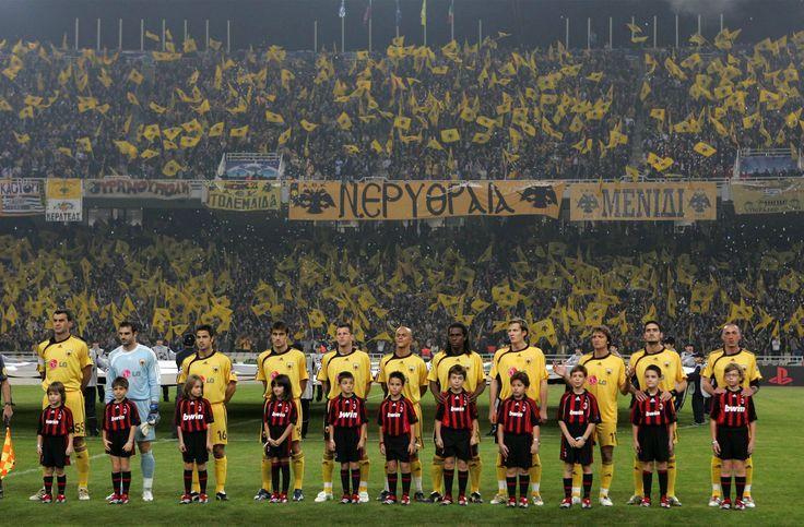 Aek-Milan 21-11-2006