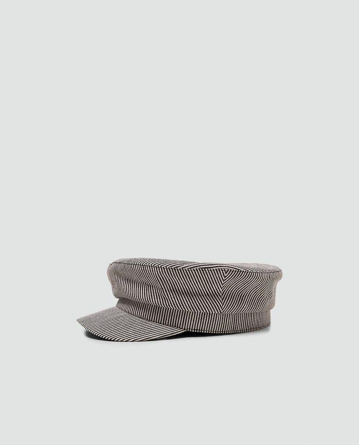 Obrázok 1 z PRUHOVANÁ NÁMORNÍCKA ČIAPKA od spoločnosti Zara