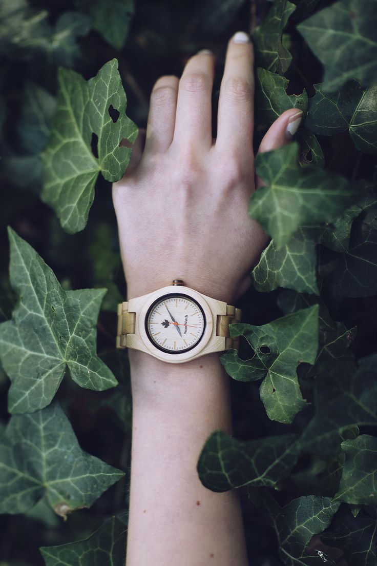 One with nature - Our CORE Maplewood in 36mm diameter.