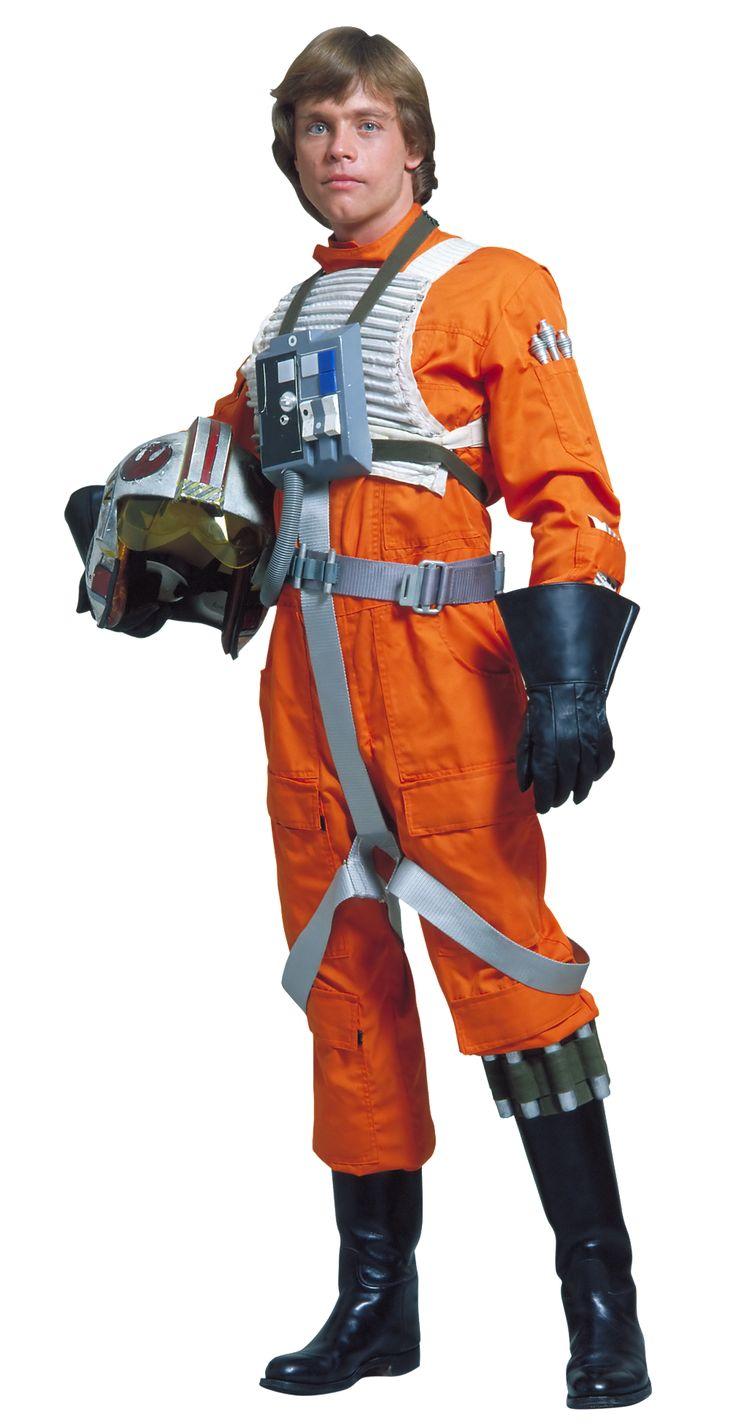 Rebel flight suit   Luke skywalker