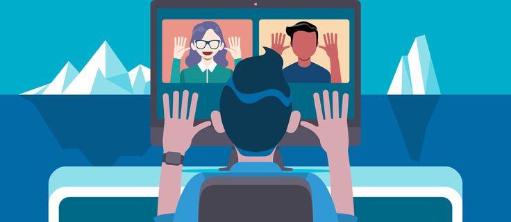 Veja 5 maneiras simples e rápidas de integrar suas equipes remotas com atividades de team building feitos por videoconferência.