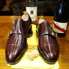 Kengät peilikiiltoon – samppanjalla