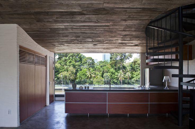 Casa Binh Thanh / Vo Trong Nghia Architects + Sanuki + Nishizawa architects