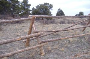 Buck And Rail Fence Fencing Ideas Pinterest Products