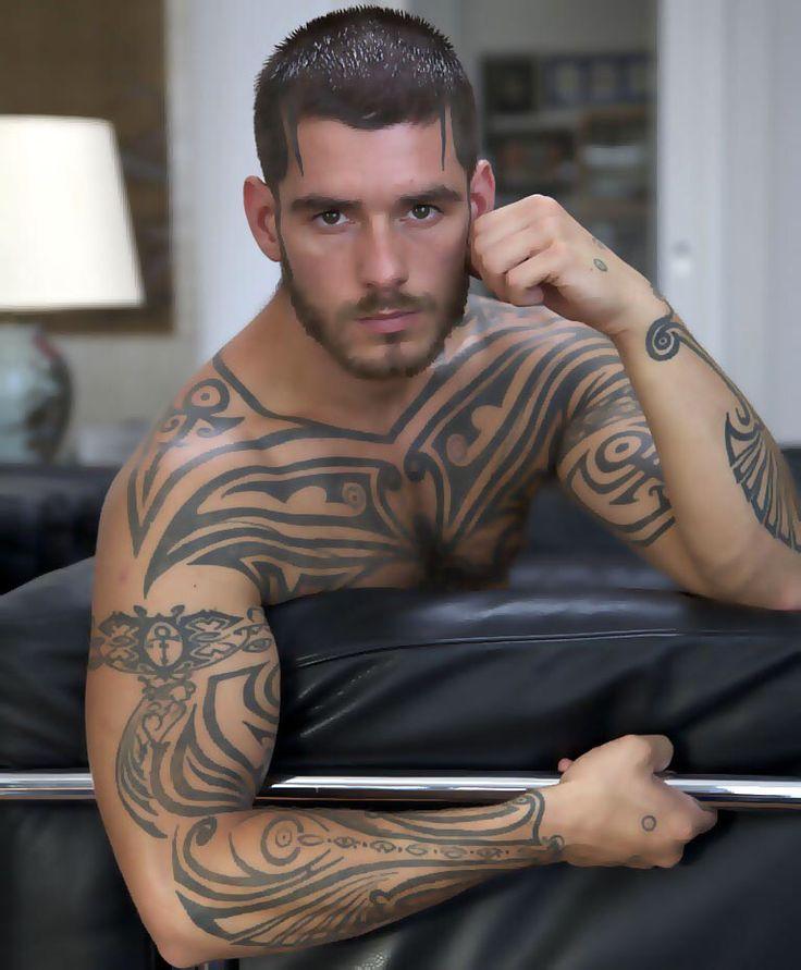 Gay tattoo men