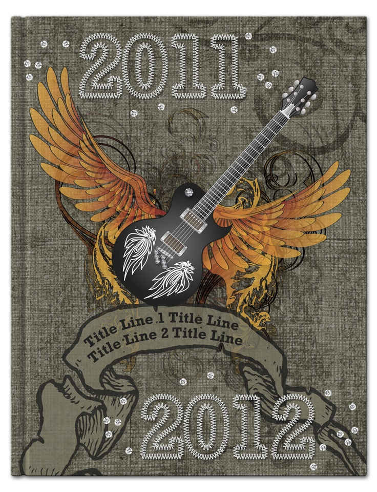 Yearbook Covers, Yearbook Cover Ideas, School Yearbook Cover
