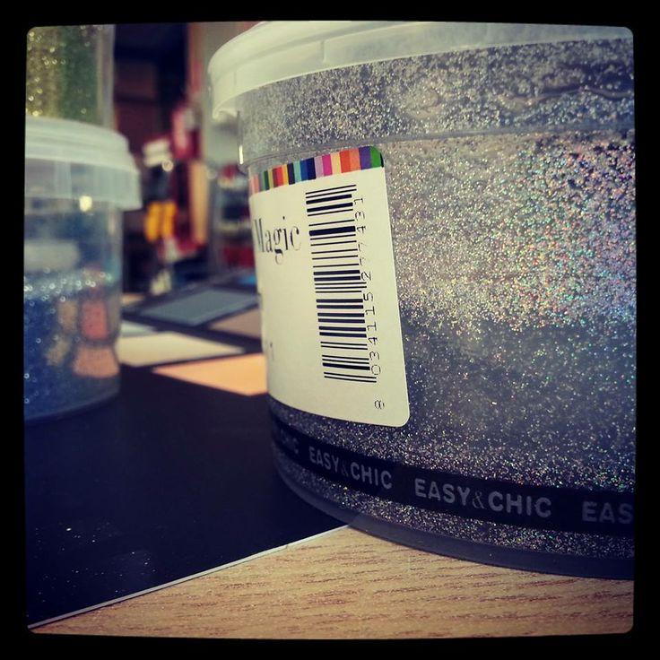 CeboMagic. Glitter multicolor per idropitture murali
