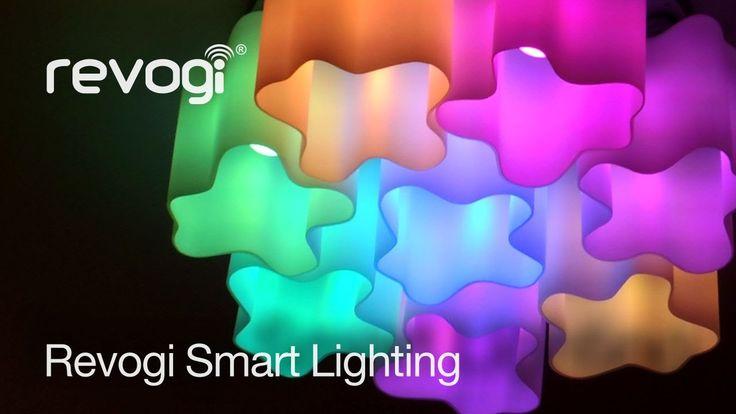 Multifunctional Smart Lighting products & Delite app. #Revogi #Timer #ChangeableColors #Dimmer #Schedule #Interior #Lighting #Decoration #AvailableOnAmazon