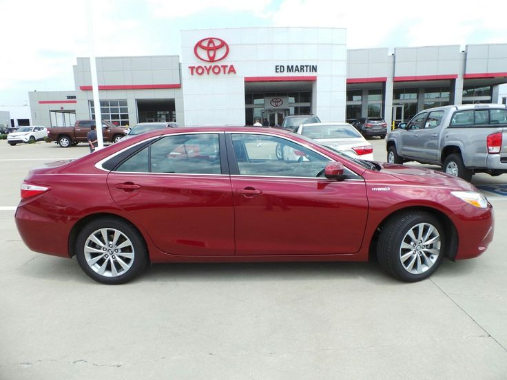 Cars for Sale: Certified 2017 Toyota Camry XLE Hybrid for sale in Anderson, IN 46013: Sedan Details - 460213900 - Autotrader