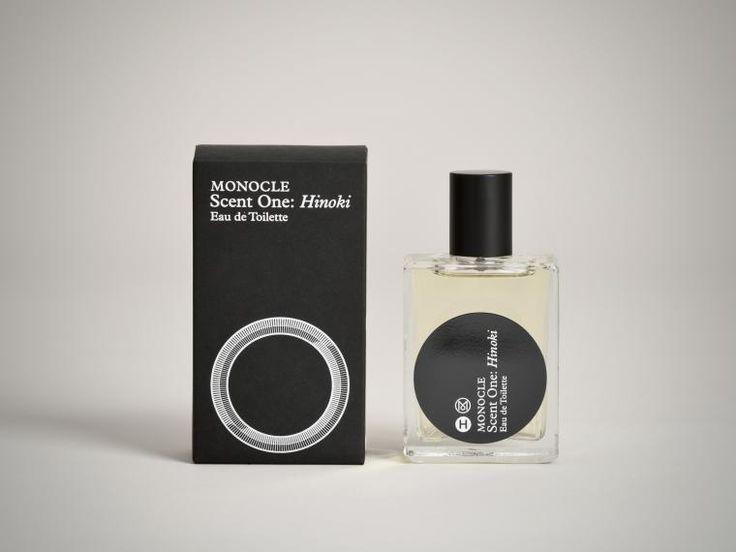Comme des Garcons Scent One: Hinoki - Monocle Shop / Fragrances