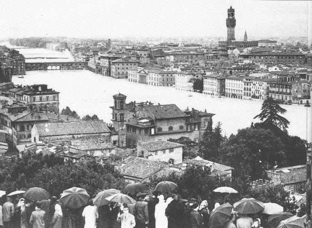 Alluvione di Firenze, 4 novembre 1966