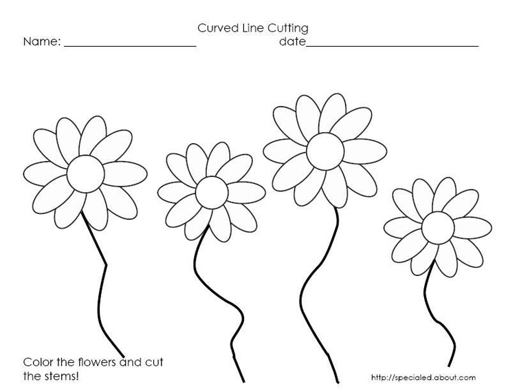11 Best Images About Cutting Practice On Pinterest Shape