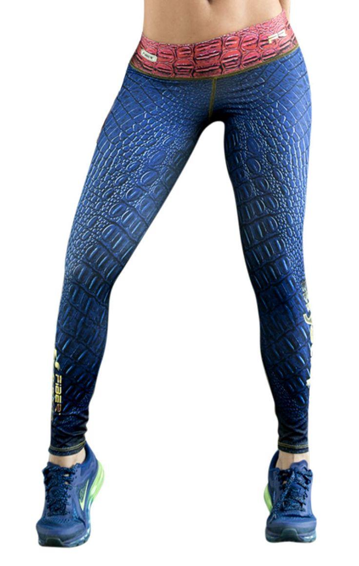 Fiber - Mystique Leggings - Roni Taylor Fit