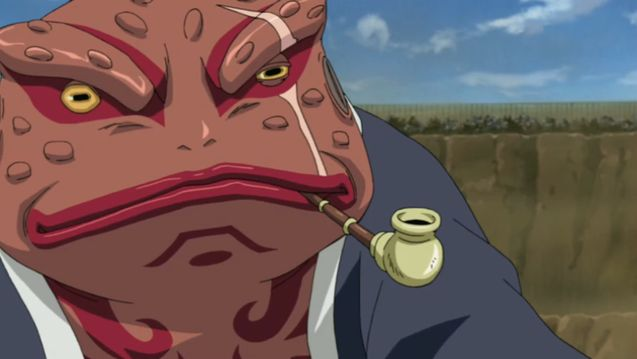 Gamabunta Tattoo 20 best images ...