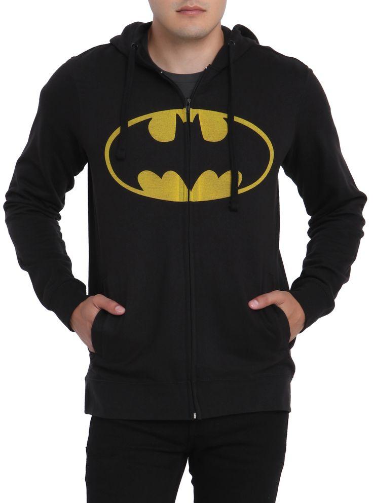 Holy Hoodie, Batman!