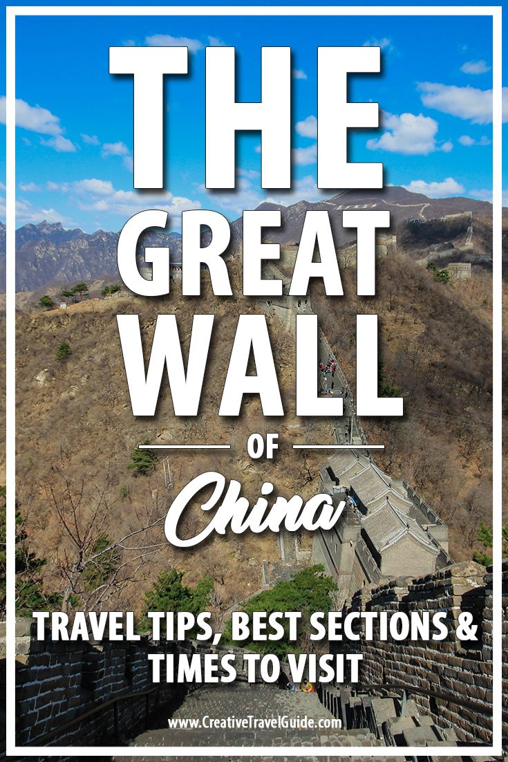 The Great Wall of China is perhaps one of the most famous landmarks in the world. As a Wonder of the World, the Great Wall is visited by thousands every year and is starting to become a top choice for those exploring Asia.
