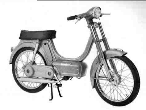 Vespino L de 1970