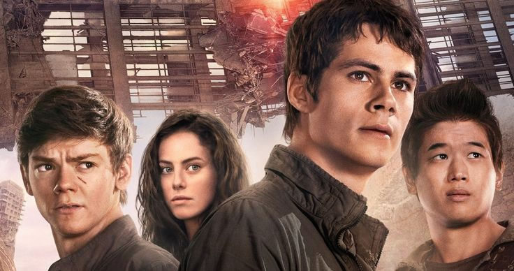 Will 'Maze Runner 2' Be the First Big Box Office Hit of the Fall? -- The second installment of 'The Maze Runner' franchise squares off against Johnny Depp's 'Black Mass' at the box office. Who will come out on top? -- http://movieweb.com/maze-runner-2-scorch-trials-box-office-fall/>>>>>>>Maze Runner 2it's called the Scorch Trials