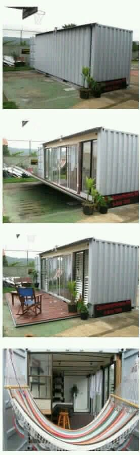 Used shipping containers develop to modern housing