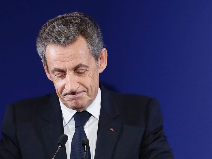 Nicolas Sarkozy defeated in presidential primary as French centre right prepares for battle with Marine Le Pen
