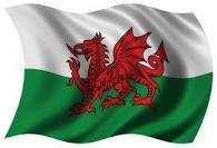 Wale's flag