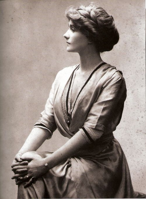 Coco Chanel at 23