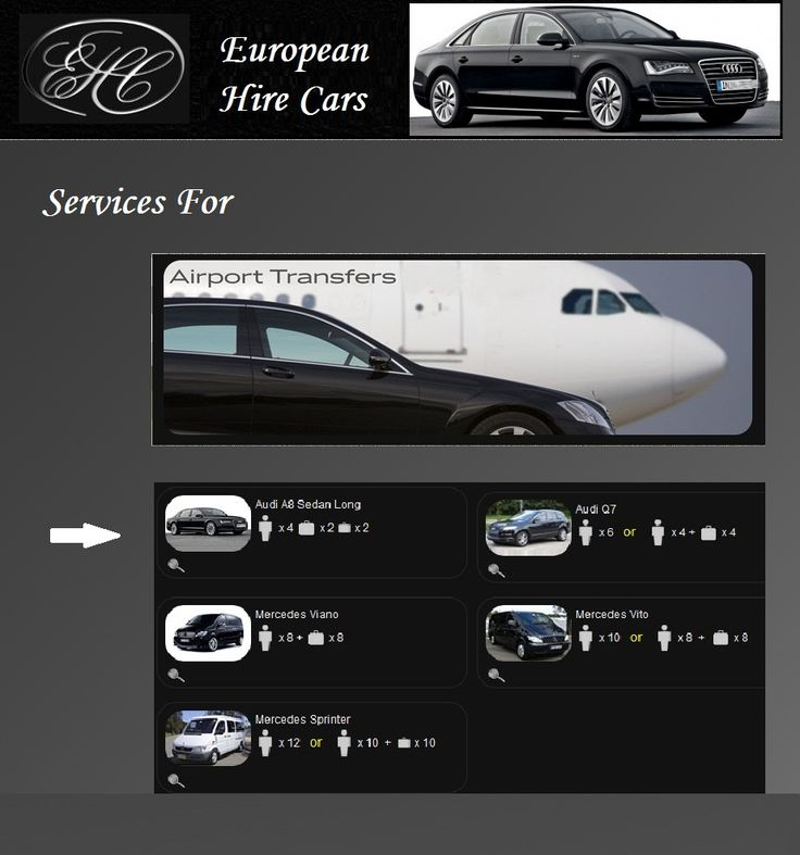 We have an extensive fleet of European Hire Cars featured with all luxurious amenities. Depending on the choices and preferences of the corporate travelers, we offer them airport transfers Sydney services.