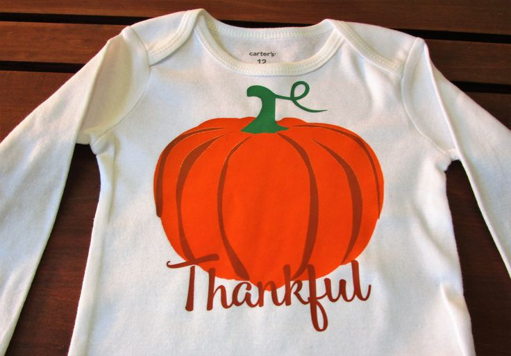 Thankful Baby Onesie, Thanksgiving Baby Onesie, Baby Shower Gift by SeedySeedlings on Etsy