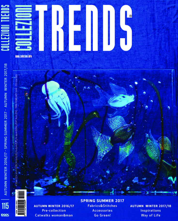 #TRENDSCollezioni n.115, new issue!  #ss2017 #precollections #winter 2016/17 #Best Fabrics #WayofLife #summer2017 #spring2017 #GoGreen  #inspirations #aw17/18