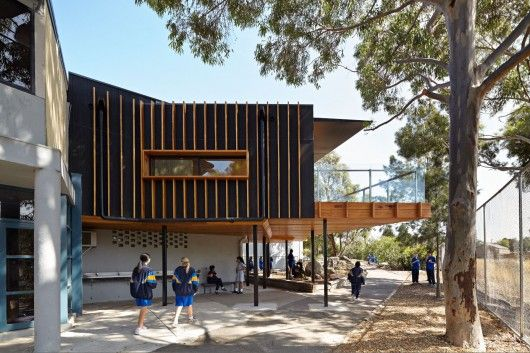 Renovation and Extension At St Monica's College by Branch Studio Architects