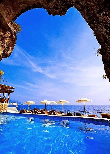 Włochy: Santa Caterina, Amalfi, Italy