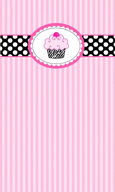 Cupcake wallpaper | cupcakes | Pinterest | Cupcake and ...