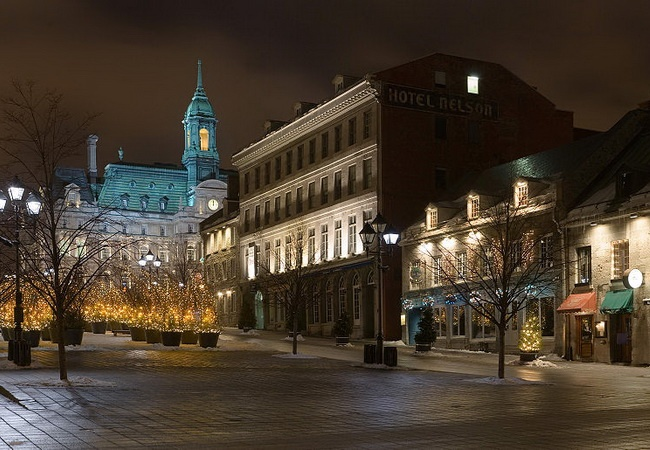 Place Jacques-Cartier, Montreal