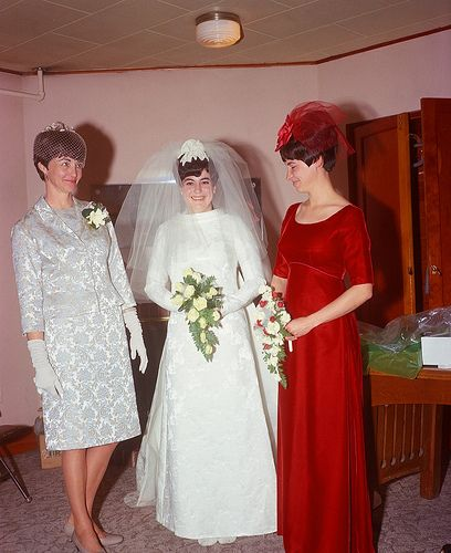Bride Surprises Grandma In Her 1962 Wedding Dress: 17 Best Images About Vintage Wedding/Dress Pictures On